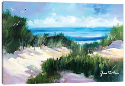 Dune Shoreside Canvas Art Print