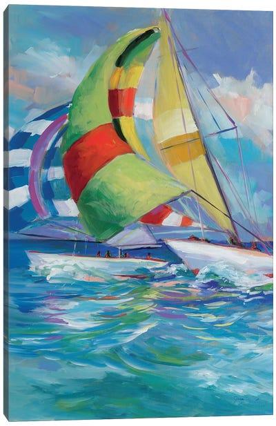 Full Sail I Canvas Art Print