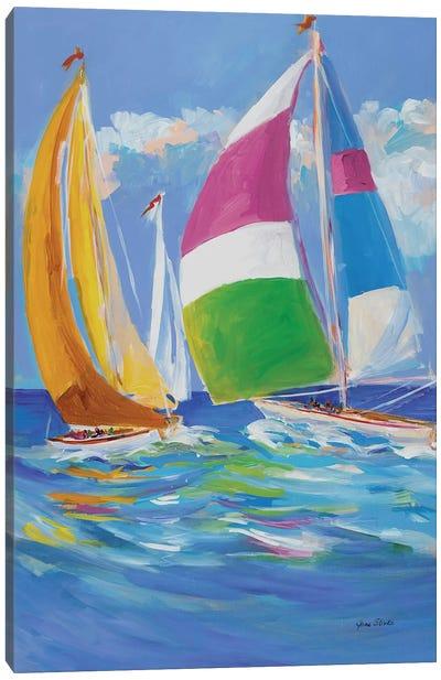 Full Sail II Canvas Art Print
