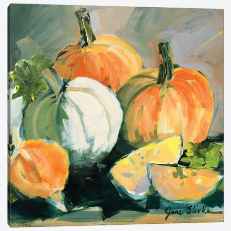 Harvested II Canvas Print #JSL29} by Jane Slivka Canvas Art Print