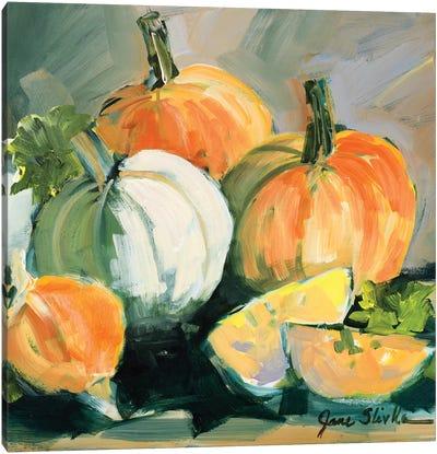 Harvested II Canvas Art Print