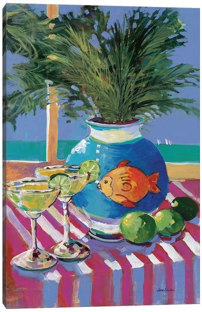 Margarita Dreamin' Canvas Art Print