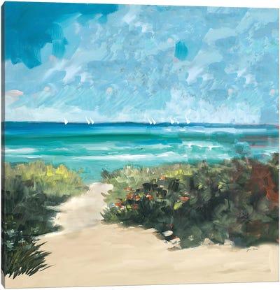 Oceanside I Canvas Art Print