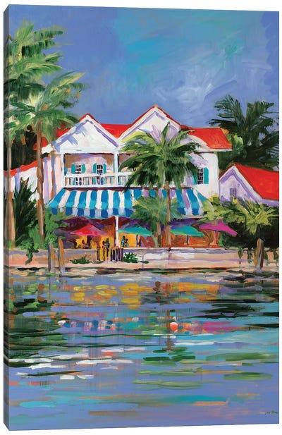 Beach Resort I Canvas Art Print