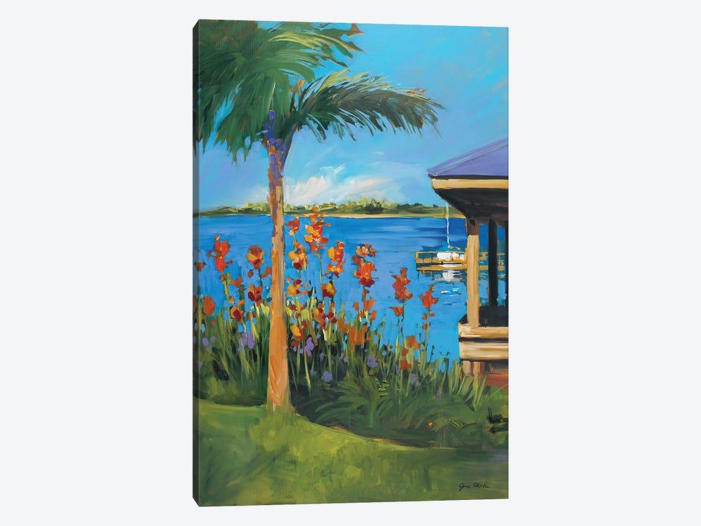 The Lake by Jane Slivka 1-piece Art Print