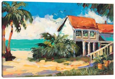 Tropical Getaway Canvas Art Print
