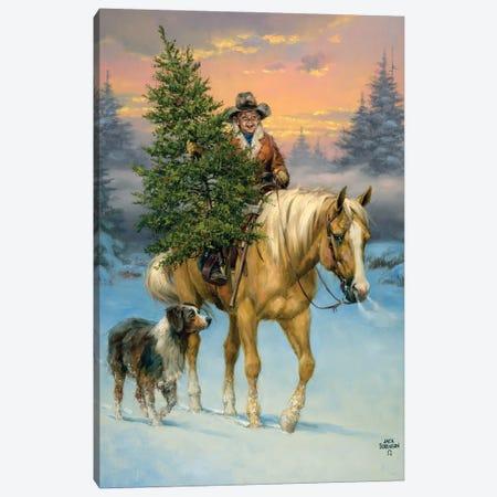 The Family Tree Canvas Print #JSO48} by Jack Sorenson Canvas Art
