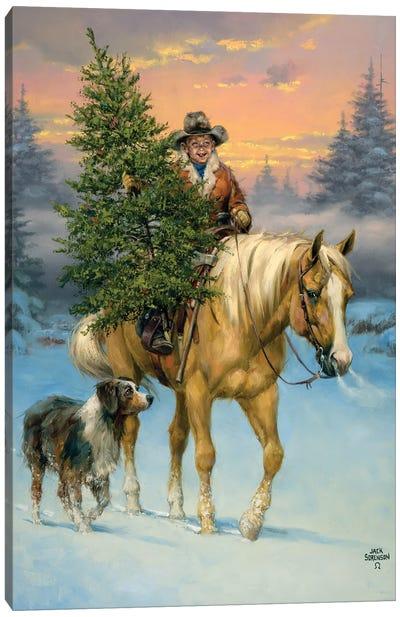 The Family Tree Canvas Art Print