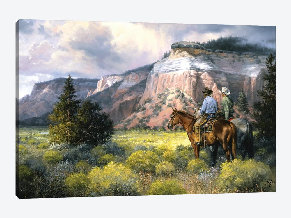 Spellbound by Jack Sorenson 1-piece Canvas Wall Art