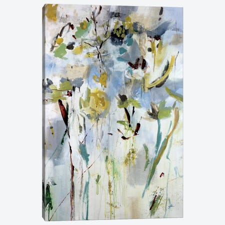 Floral Light II Canvas Print #JSR100} by Julian Spencer Canvas Art