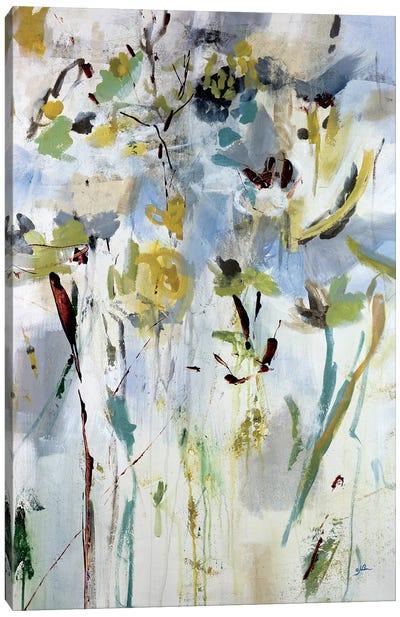 Floral Light II Canvas Art Print