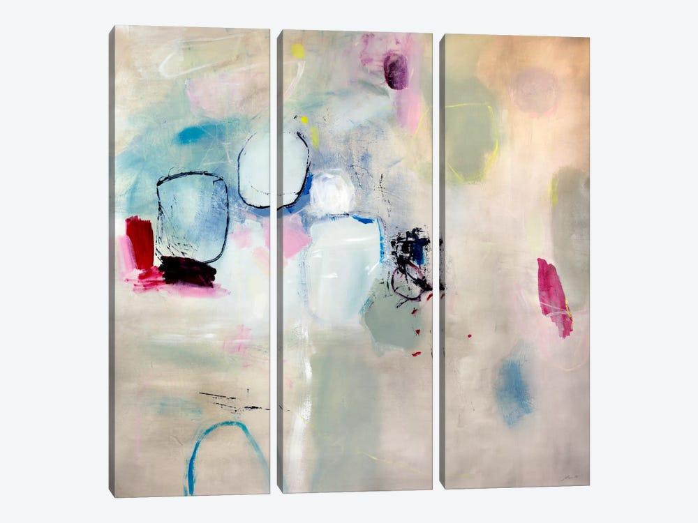 Dreaming Of Art by Julian Spencer 3-piece Canvas Wall Art