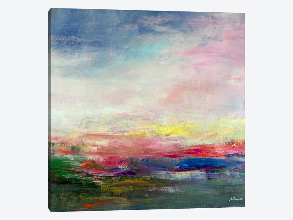 Drifting by Julian Spencer 1-piece Canvas Print