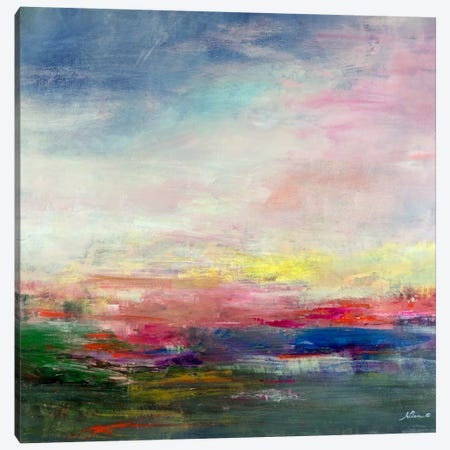 Drifting Canvas Print #JSR104} by Julian Spencer Art Print