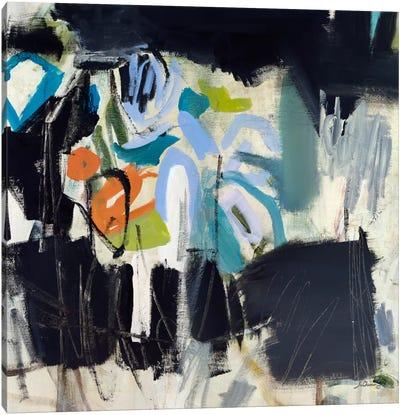 Jazz Cover Canvas Art Print