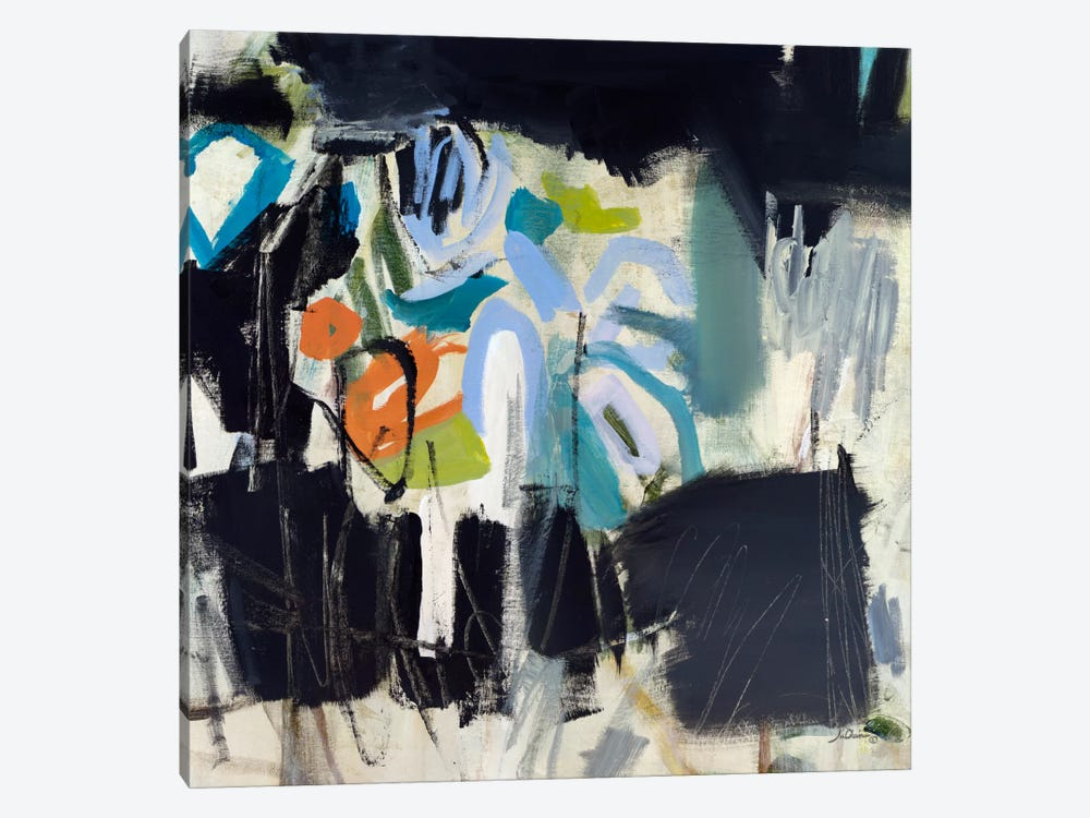 Jazz Cover by Julian Spencer 1-piece Art Print