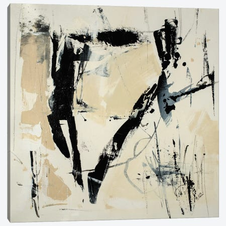 Pieces III Canvas Print #JSR10} by Julian Spencer Canvas Wall Art