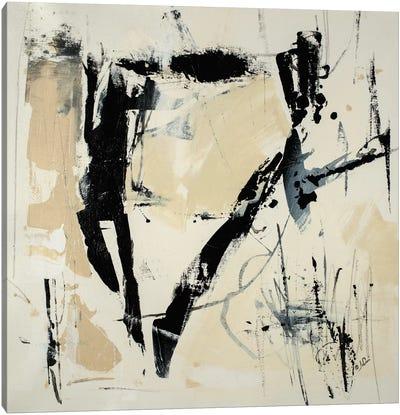 Pieces III Canvas Art Print