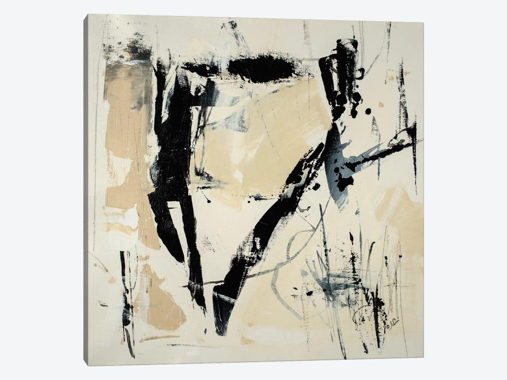 Pieces III by Julian Spencer 1-piece Canvas Art