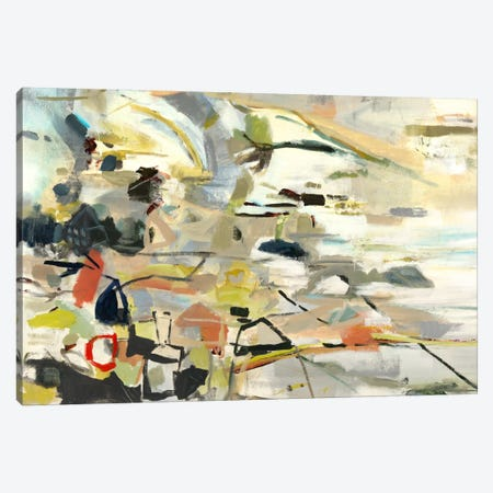 Modern Times Canvas Print #JSR110} by Julian Spencer Art Print
