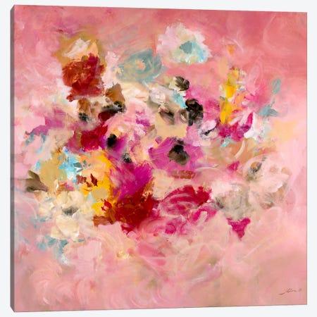 Pink Parlor Canvas Print #JSR111} by Julian Spencer Canvas Art Print