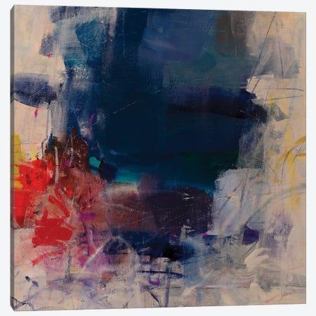 Blue Vacation Canvas Print #JSR118} by Julian Spencer Art Print