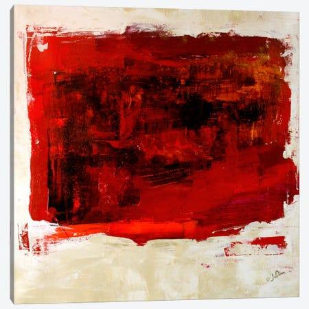Red Study Canvas Print #JSR11} by Julian Spencer Canvas Wall Art