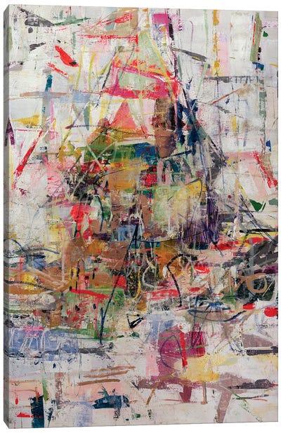 Crow's Nest Canvas Art Print