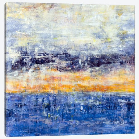 Seatime Canvas Print #JSR13} by Julian Spencer Canvas Artwork