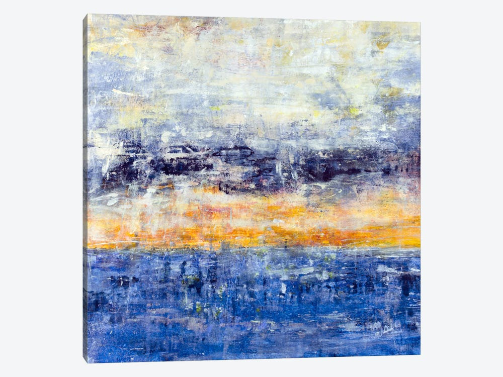 Seatime by Julian Spencer 1-piece Canvas Print