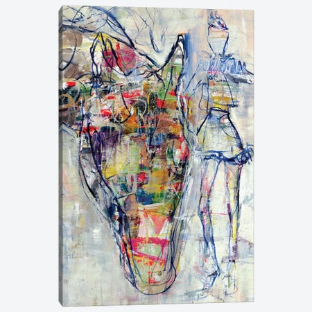 Circus Dream Canvas Print #JSR143} by Julian Spencer Canvas Art