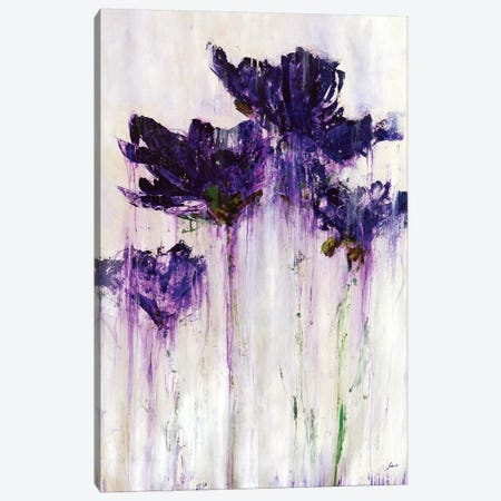 Floral Fountain Canvas Print #JSR146} by Julian Spencer Canvas Print
