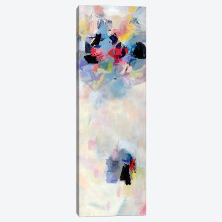 Future Rainbow Canvas Print #JSR147} by Julian Spencer Art Print