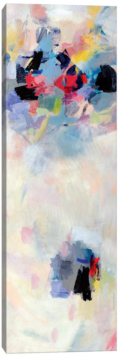 Future Rainbow Canvas Art Print