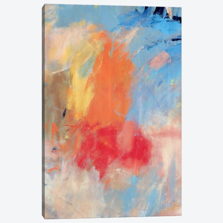 Inside The Clouds Canvas Print #JSR148} by Julian Spencer Canvas Artwork