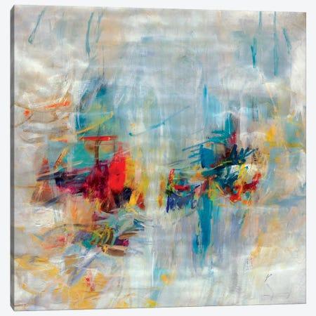 New Decade Canvas Print #JSR150} by Julian Spencer Art Print