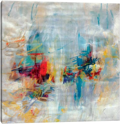 New Decade Canvas Art Print
