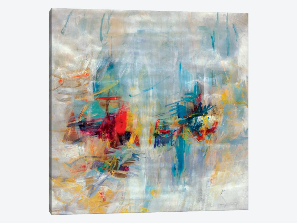 New Decade by Julian Spencer 1-piece Canvas Artwork