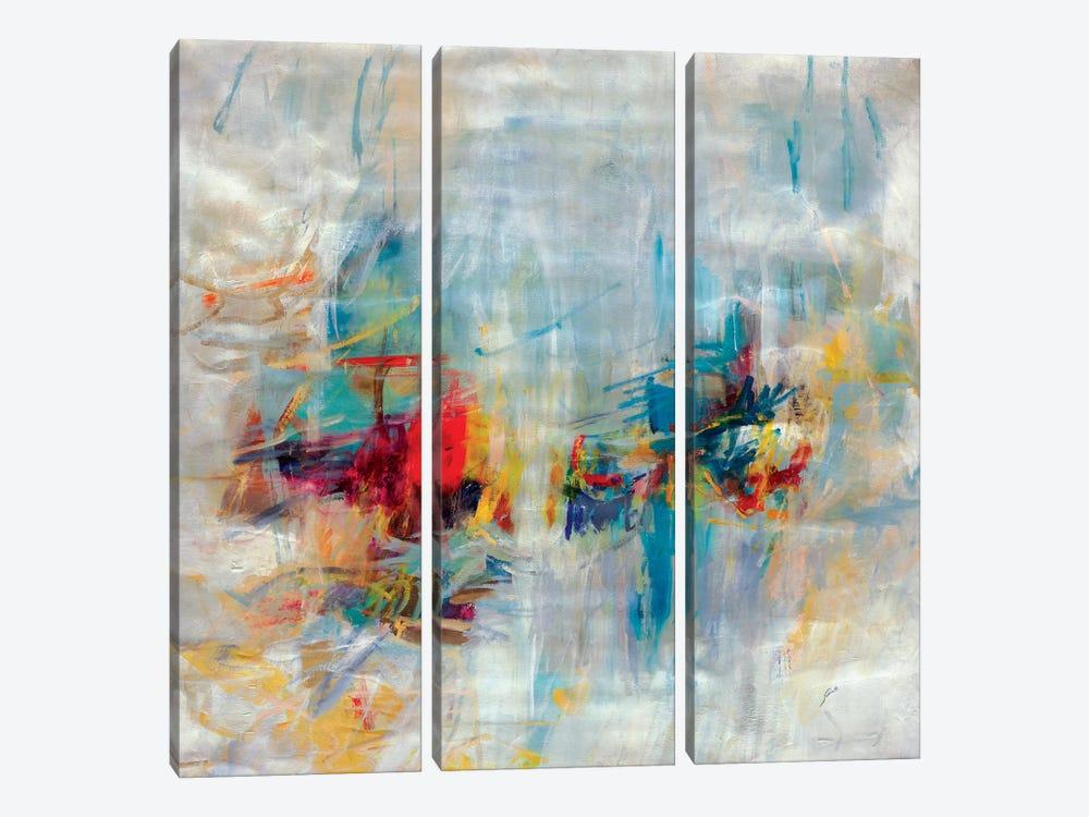 New Decade by Julian Spencer 3-piece Canvas Wall Art