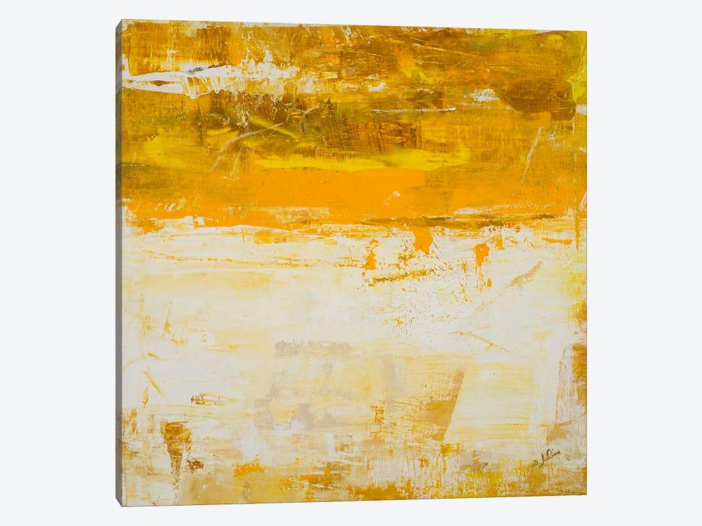 Yellow Field by Julian Spencer 1-piece Canvas Wall Art