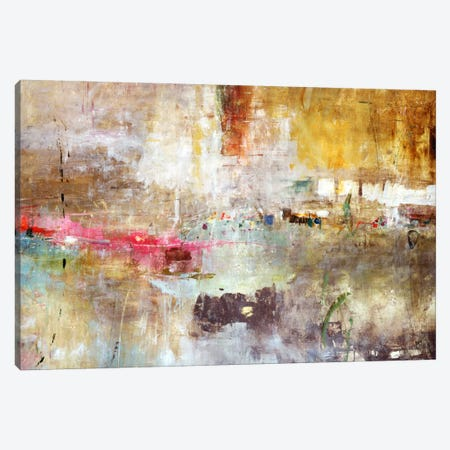 Rain Clouds Canvas Art Print