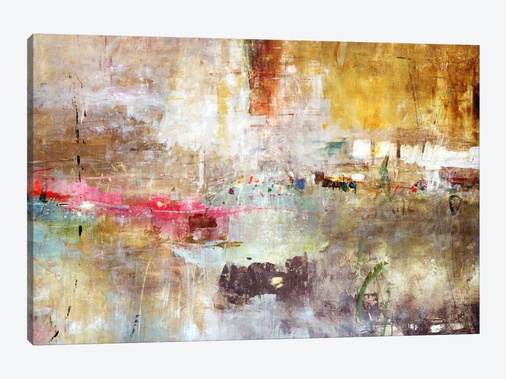 Rain Clouds by Julian Spencer 1-piece Canvas Artwork