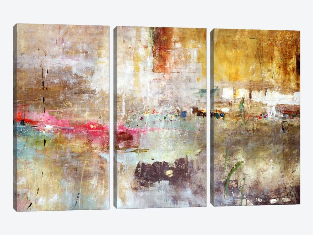 Rain Clouds by Julian Spencer 3-piece Canvas Wall Art