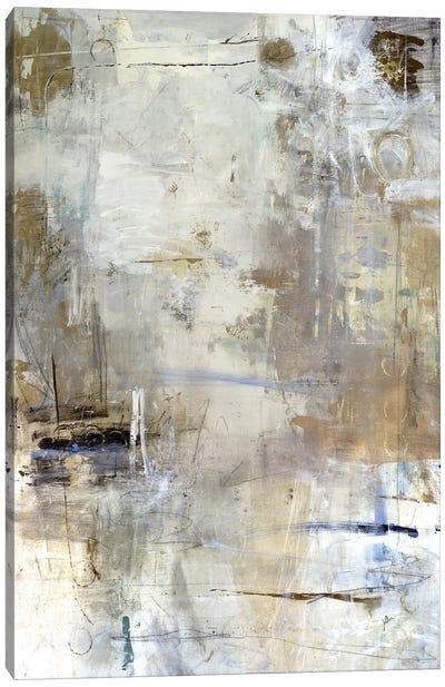 Asking for White Canvas Art Print