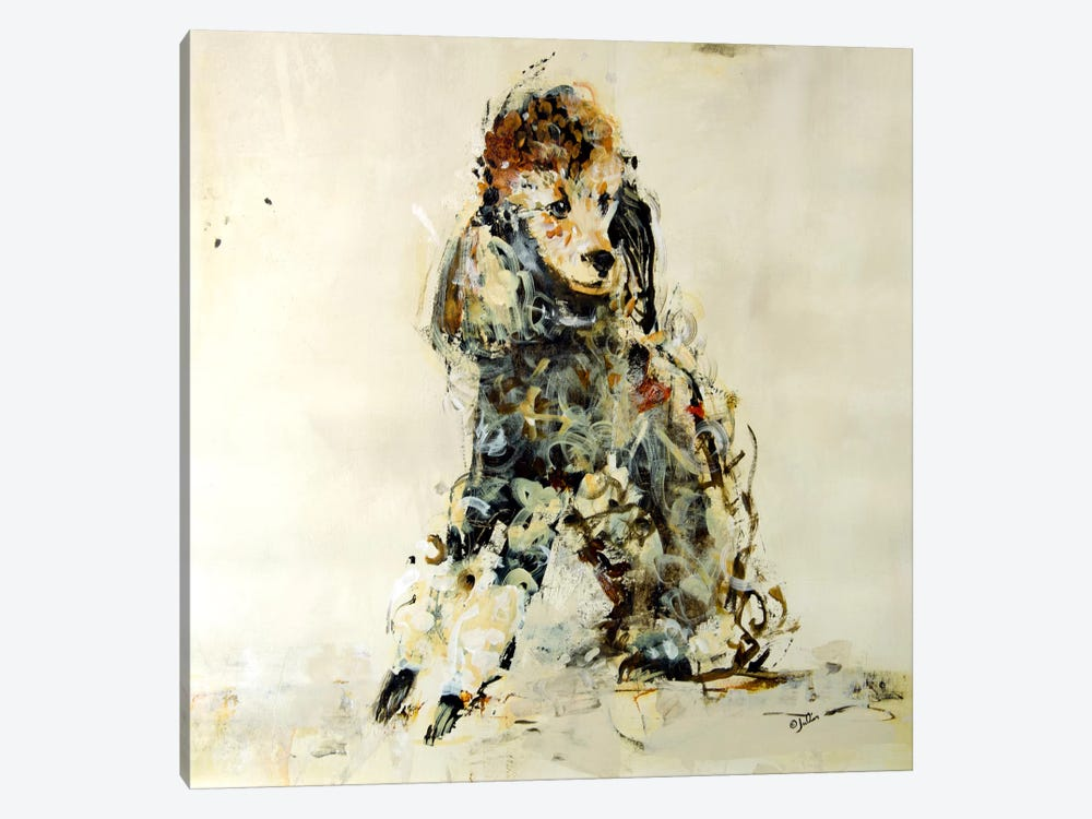 Coco by Julian Spencer 1-piece Canvas Wall Art