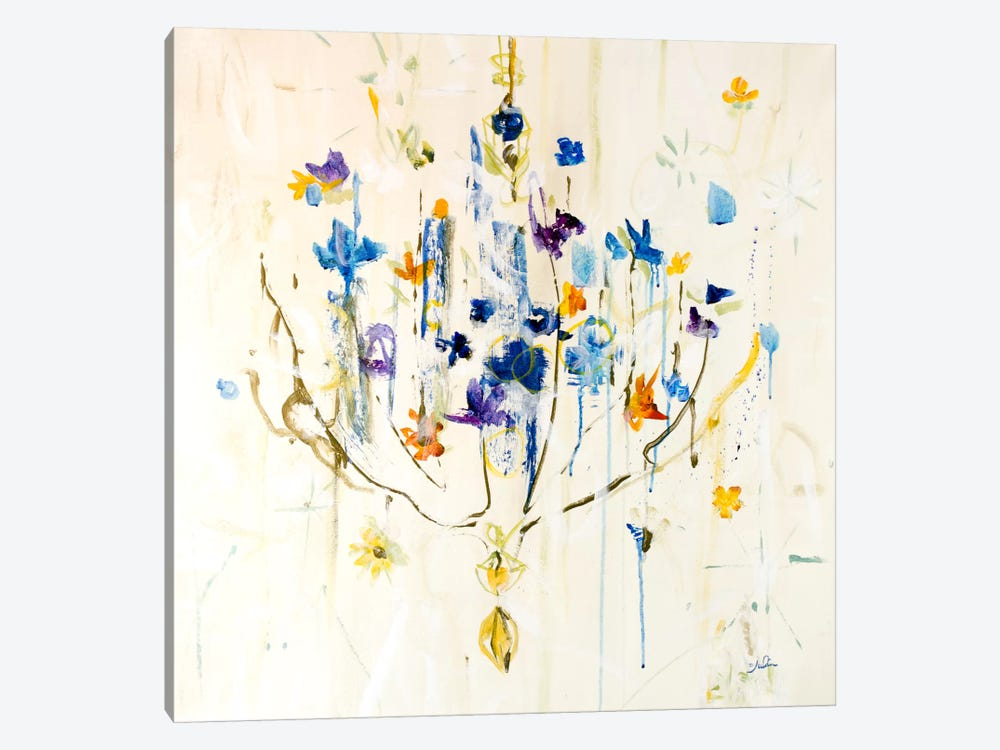 Natural Chandelier I by Julian Spencer 1-piece Canvas Art