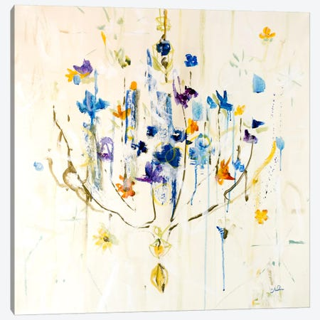 Natural Chandelier I Canvas Print #JSR21} by Julian Spencer Canvas Art Print