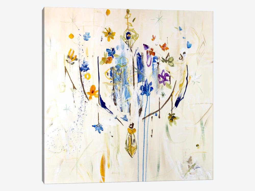 Natural Chandelier II by Julian Spencer 1-piece Canvas Print