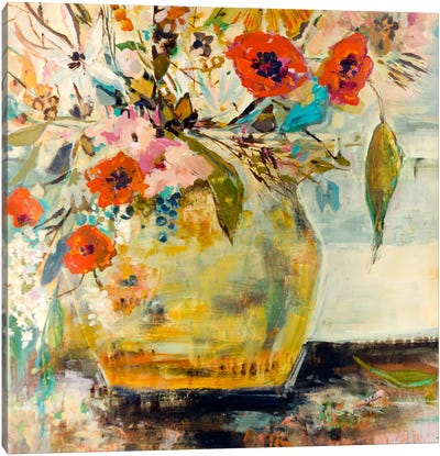 Poppies and More Canvas Art Print