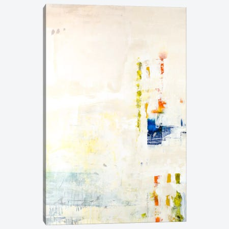 Serenity I Canvas Print #JSR25} by Julian Spencer Canvas Wall Art